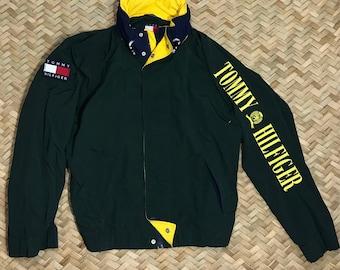 7ec5cdd5c Vintage Tommy Hilfiger sailing Jacket