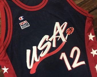 22a58cf6800c Vintage USA Dream Team jersey