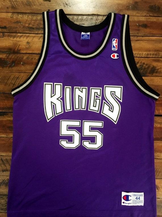 promo code 4fca4 66f41 Vintage Sacramento Kings Jason Williams Jersey