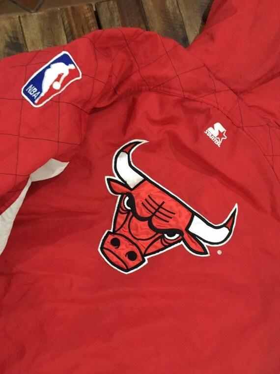 Vintage Chicago Bulls Starter Jacket