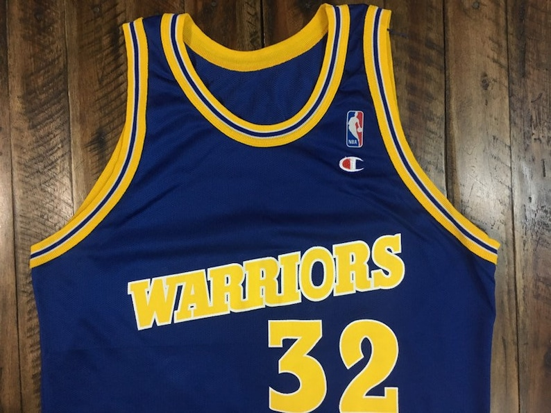 new product 6c172 61a26 BNWOT Vintage Golden State Warriors Jersey