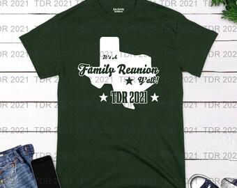 Official Texas Designers Roundup 2021 T-Shirt