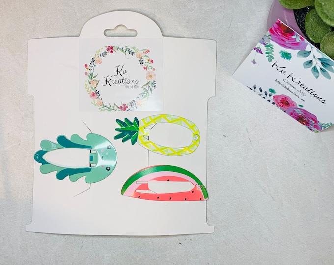 Summer SnapClip Pack