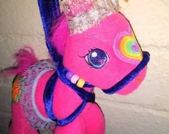 Custom Rave Pony