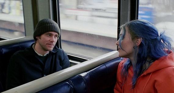 Eternal Sunshine Of The Spotless Mind Clementine Felt Keychain Sympathetic Gift Cinema Valentine S Day Gift