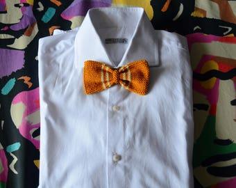 Bow tie, crochet bow tie Strips