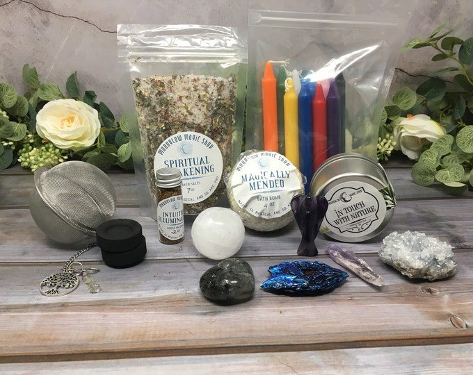 Witch Boxes & Gift Sets