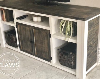reputable site b5077 000ed Vintage tv stand   Etsy