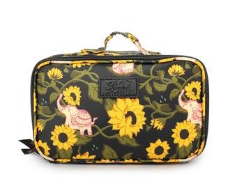 41e50ee8612d Sunflower lunch bag | Etsy