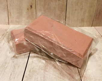 Calamine Lotion Soap for Dry Skin Relief,  Sunburn Relief, Detergent Free  Anti Itch Soap For Help With Dry WInter Skin