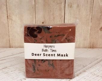 Deer Mask Detergent Free Goat Milk Soap
