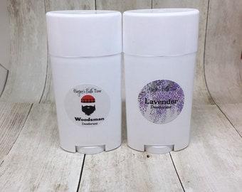 Organic Deodorant, Aluminum Free, Hand Made Deodorant