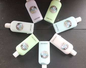 Natural Lotions, Bath and Body Works Inspired Lotions,  Natural Handmade for Self Care