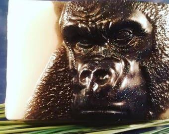 Hambre Gorilla Soap, Shea Butter Moisturizing Soap, Cool Water Dupe