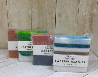Christmas Sale Bulk Soap - Handmade Soap - Goat Milk Soap