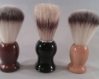 Boar Bristle Shave Brush Shave Kit, Badger Shaving Brush, Barber Beard Brush, Old Time Shave Brush