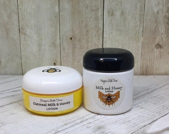 Body Butter & Lotions