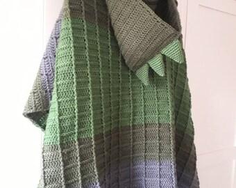 Dragon Blanket Etsy