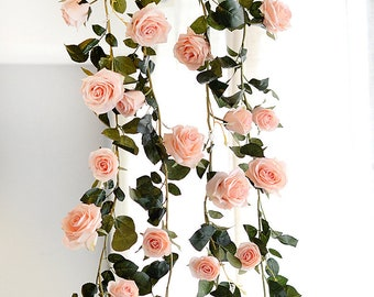 Paper flower garland etsy popular items for paper flower garland mightylinksfo