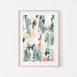 Abstract Print,Printable Watercolor Art,Pastel Abstract Watercolor,Instant Download Art,Neutral Art,Digital Watercolor,Bedroom Wall Art