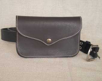 Wallet-Mobile phone case for belt