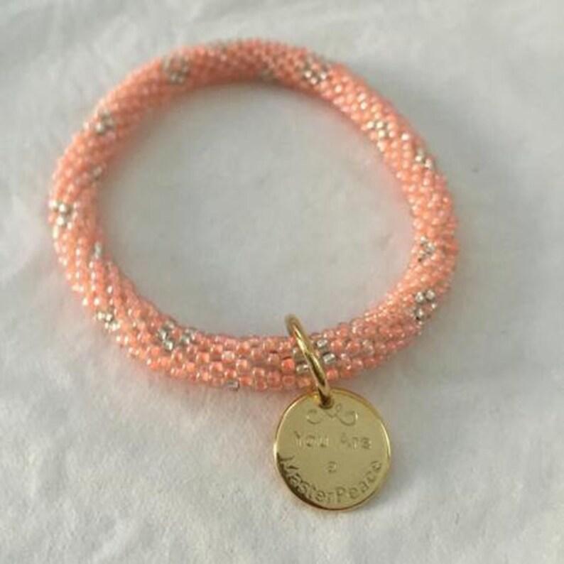 Rose Petal Bracelet image 0