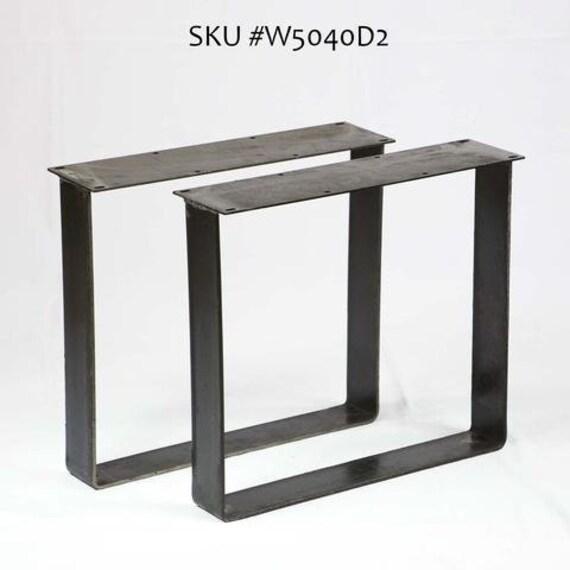 W5036D2 PLUS Coffee table U legs 1 Pair