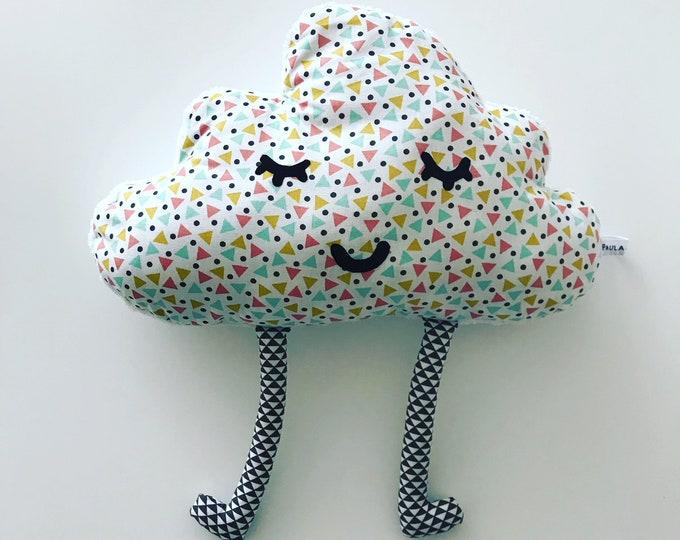 "Plush ""Mr. cloud"""