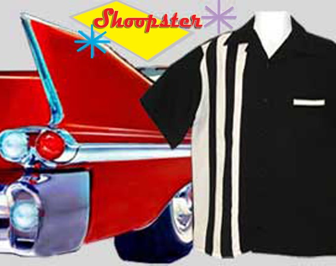 Bowling Shirts - Free Shipping - Retro Style - Shoopster