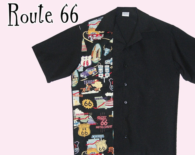 Bowling Shirts - Free Shipping - Route 66