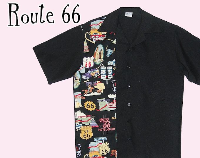 Bowling Shirts - Free Shipping - Route 66