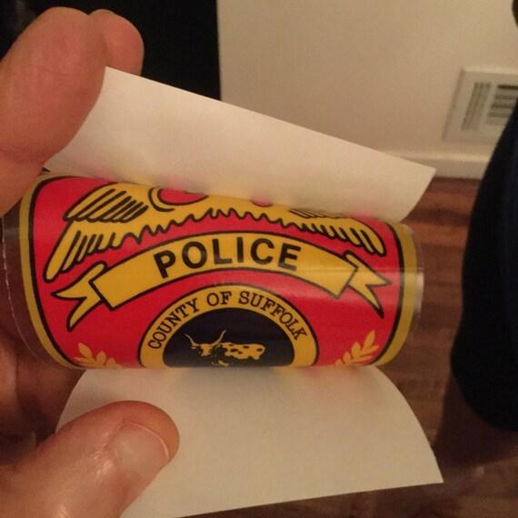 Suffolk County Polizei Innen Windschutzscheibe Aufkleber Sie Kaufen 1 Aufkleber Andere Sind Für Die Show Und Sind Verfügbar