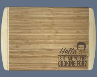 """Lionel Richie Cutting Board 