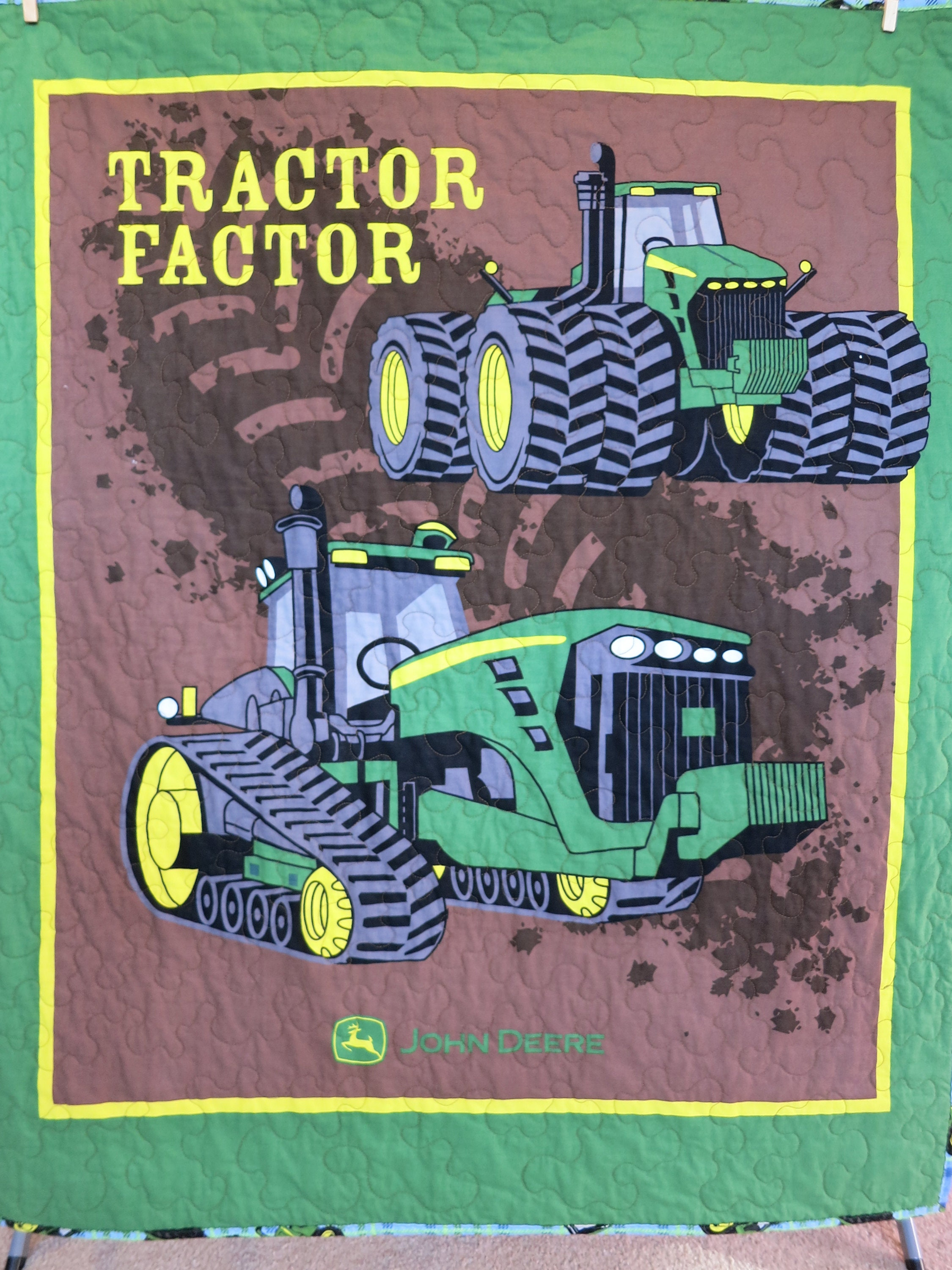 Agriculture/farming John Deere Tractor #3 Rare Pin Badge Business, Office & Industrial