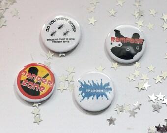 Archer TV Show Badge Pack