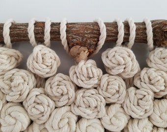 Rose Knot Tutorial Video | Indigo Knots | DIY Macrame | Step by Step Instructions | Direct Download | How To Guide |