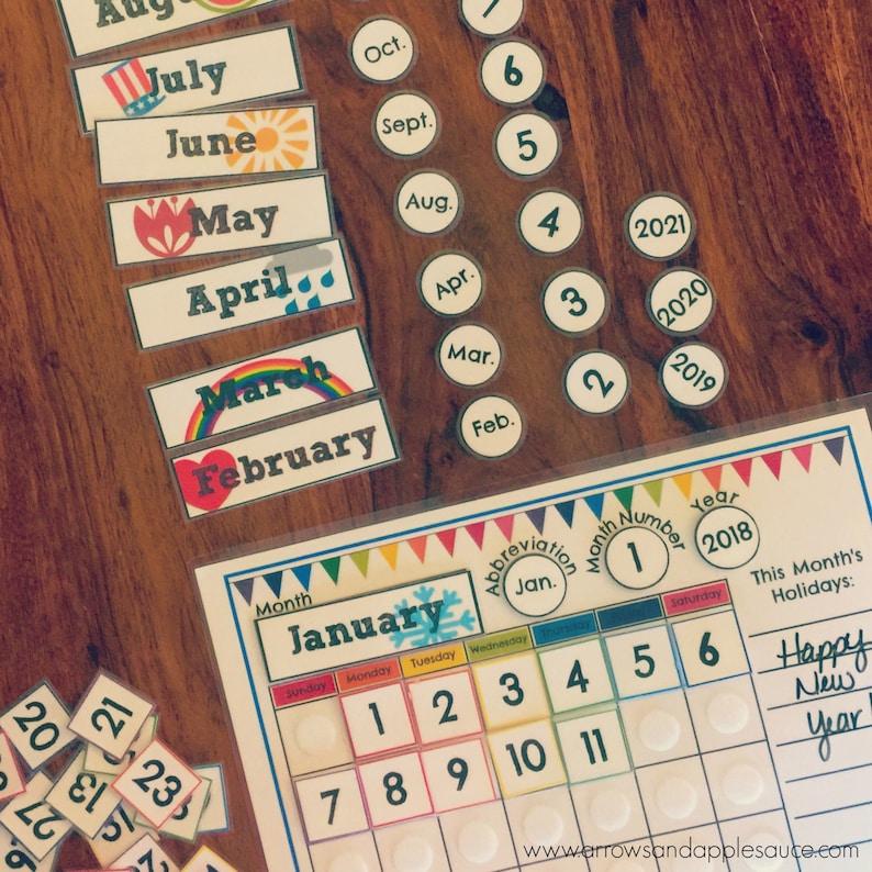 graphic regarding Printable Classroom Calendar identify Perpetual Calendar, Circle Season Printable, Clroom Calendar, Preschool, Kindergarten, Homeschool Sport, Weeks, Times Of The 7 days, Several years