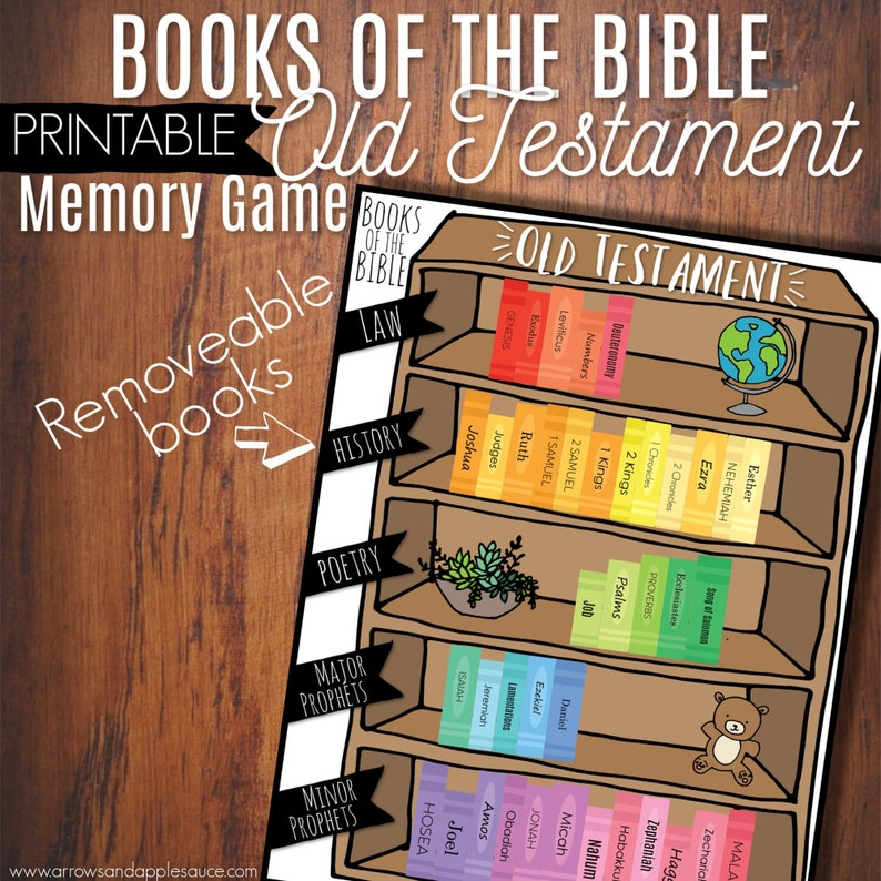 photo regarding Books of the Bible Games Printable named Aged Testomony, Textbooks Of The Bible Video game, Little ones Bible Match, Sunday Faculty, Exciting Homeschool Sport, Bible For Youngsters, Christian Children Video games,