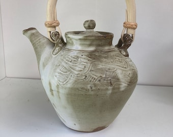 SOLD Large Teapot 4 full cup capacity. 1 Litre. Free postage within Australia
