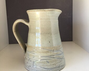 A handsome and generous Jug