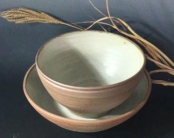 Large Open Low Bowl 29cm x 6cm