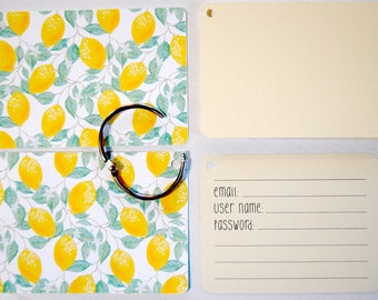 Password Keeper - Lemons