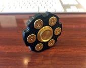 38 Special Revolver Fidget Spinner