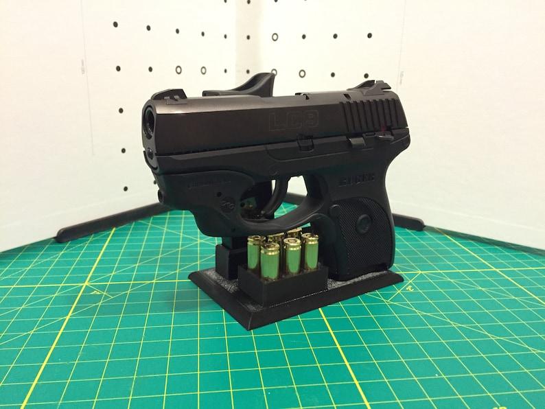 Ruger LC9 Display Stand  9MM  Gun Safe  Firearm  Pistol image 0