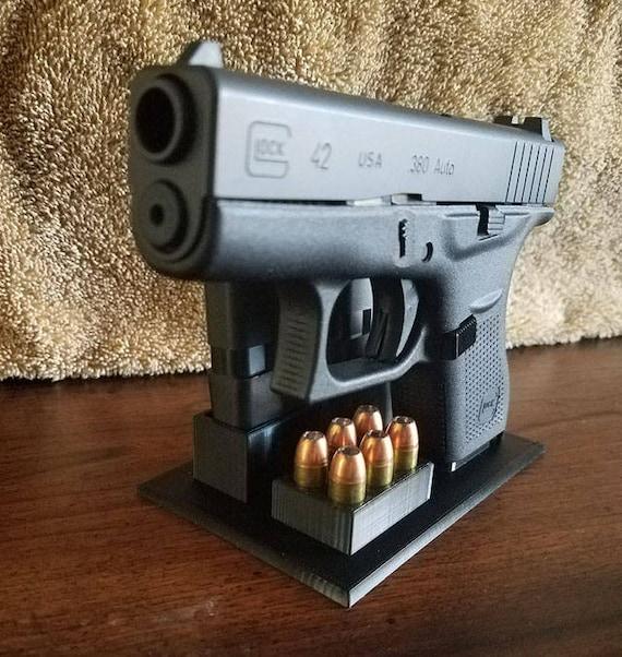 Glock 42 Display Stand Etsy