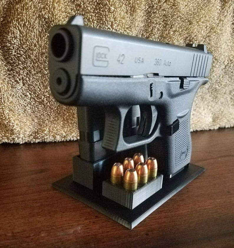 Glock 42 Display Stand image 0