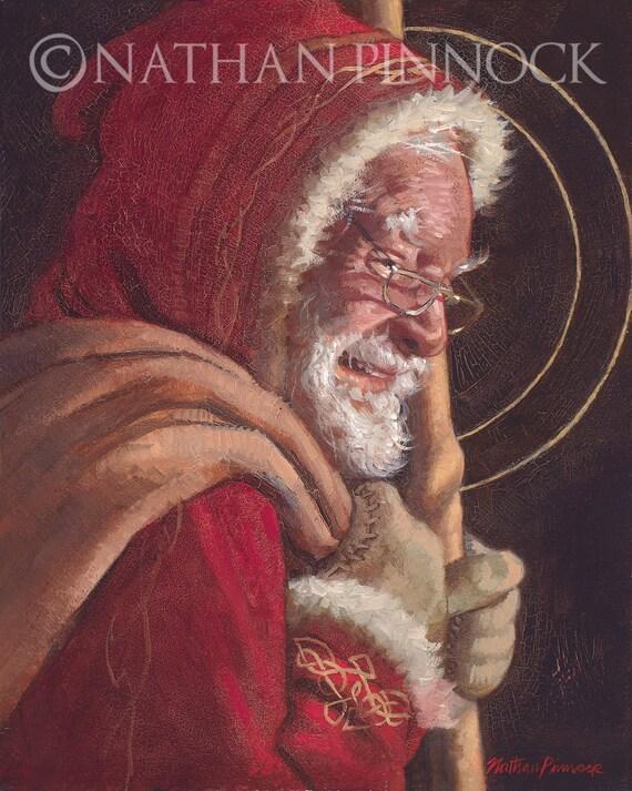 Babbo Natale Italy.Babbo Natale Italian Santa