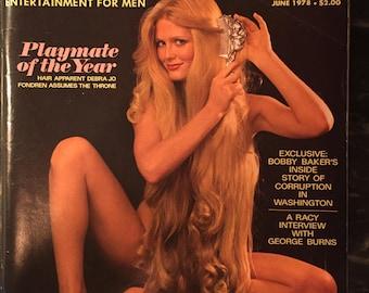 Playboy Magazine - June 1978