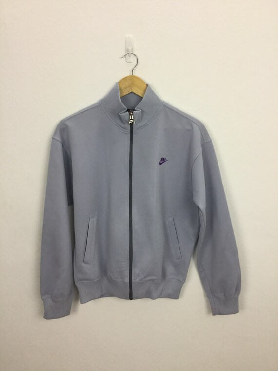 Details about Vintage NIKE Jacket | Women's L | Tracksuit Track Retro 90s Zip Bomber