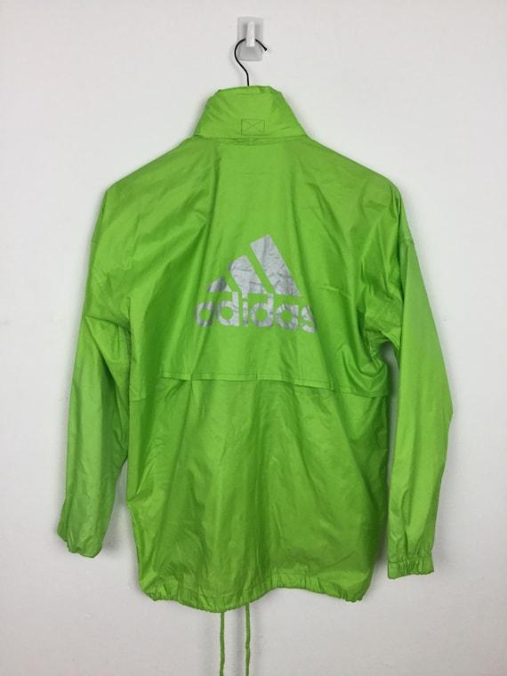 Vintage 90s River Edge Retro Windbreaker Jacket Hip Hop Swag Size L